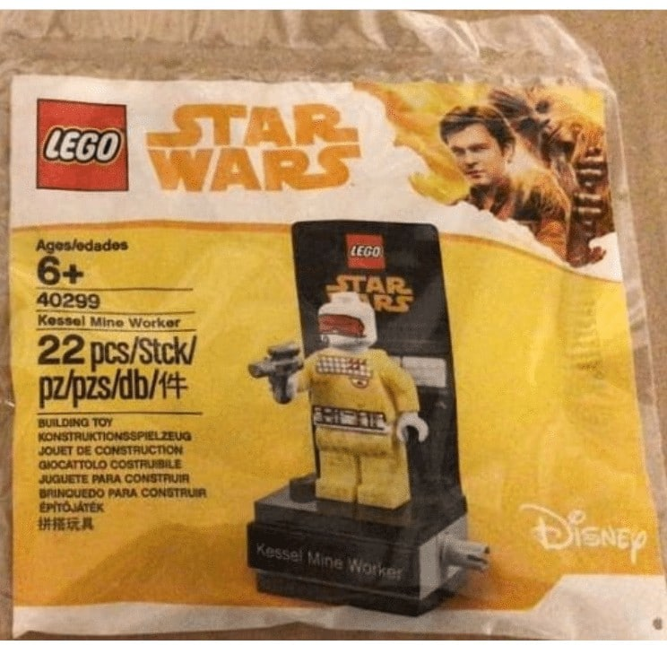 Kessel Mine Trooper Polybag 40299
