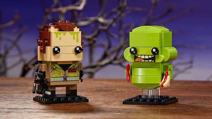 LEGO 41622 GhostBustesters BrickHeadz Venkman und Slimer