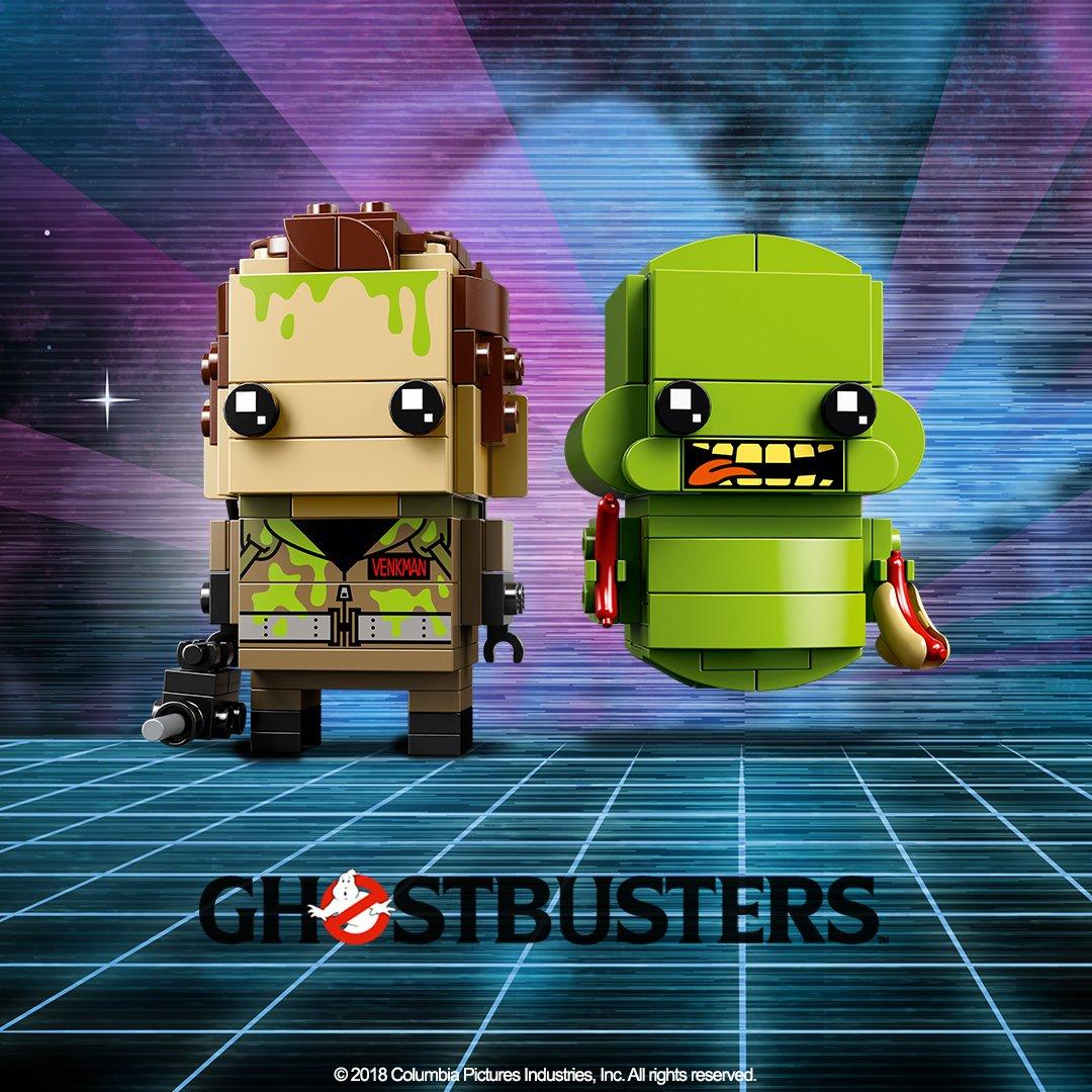LEGO 41622 Ghostbusters Brickheadz
