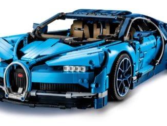 LEOG 42083 Bugatti Chiron