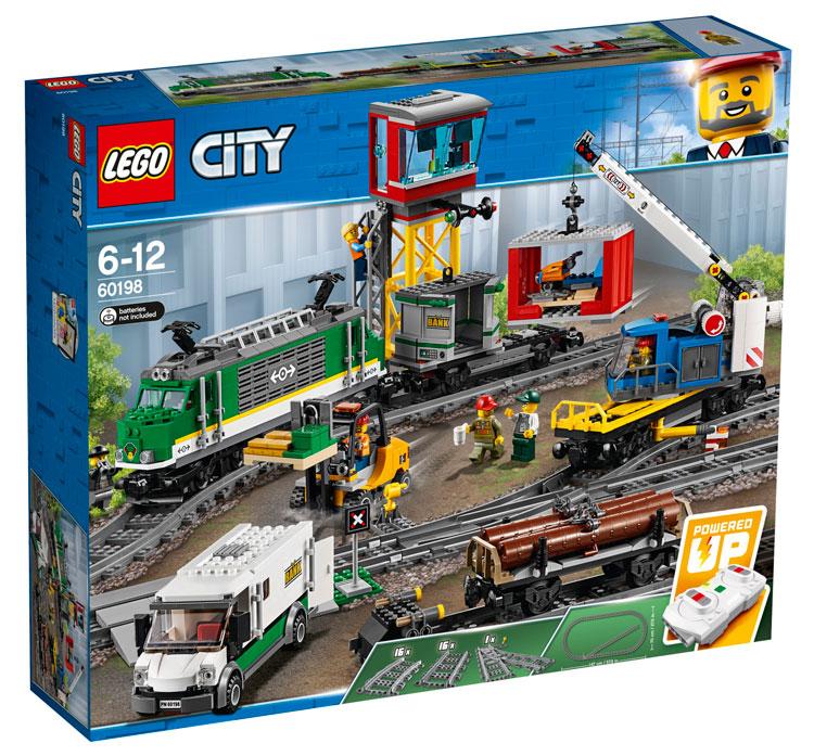 LEGO 60198 City Güterzug