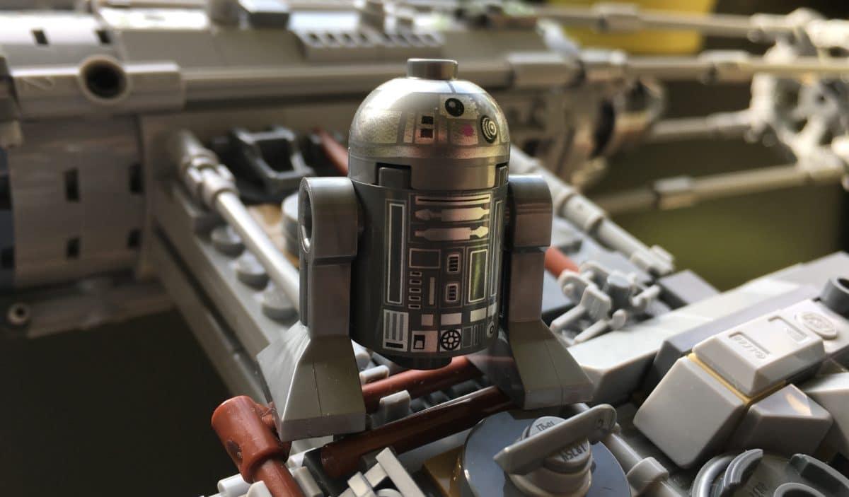 """LEGO 75181 R2-BHD """"Tooby"""""""