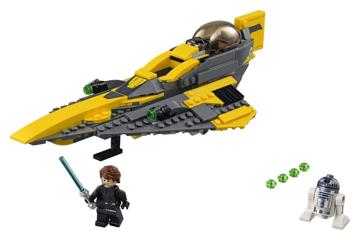 LEGO 75214 Anakin's Starfigher