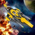 LEGO 75214 Anakins Starfighter