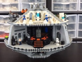 LEGO Cloud City Moc von MrBookieboo