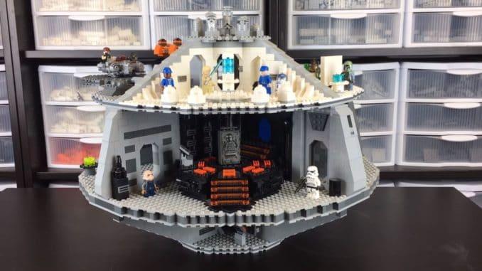 LEGO Cloud City Moc von MrBookieboo