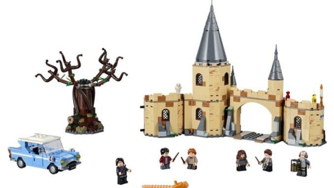 LEGO 75953 Peitschende Weide