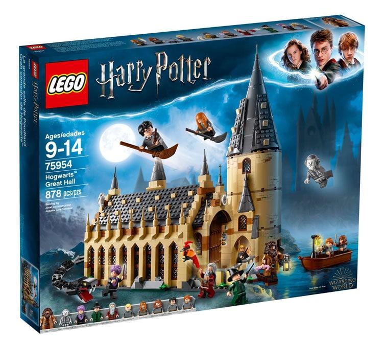 LEGO 75954 Box Art