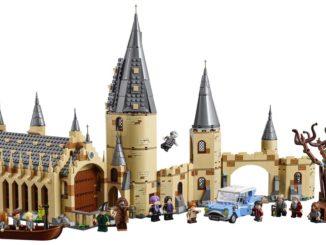 LEGO 71043: UCS Hogwarts?
