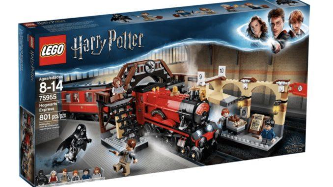 LEGO 75955 Box Art