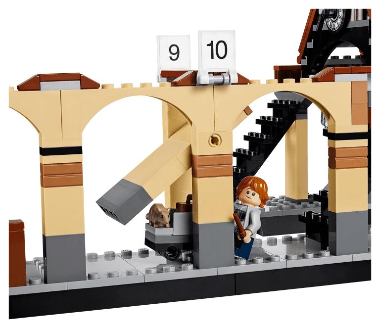 LEGO 75955 Gleis Durchgang