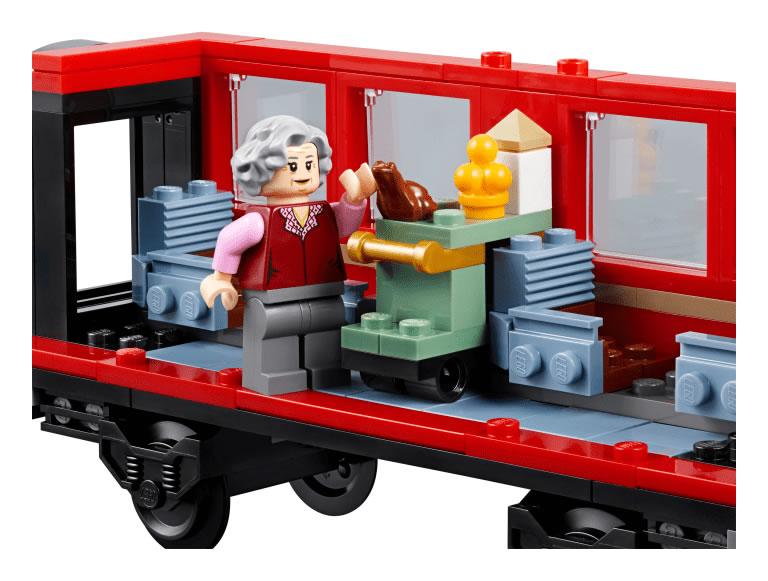 LEGO 75955 Wagon offen