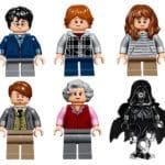 LEGO 75955 Minifiguren