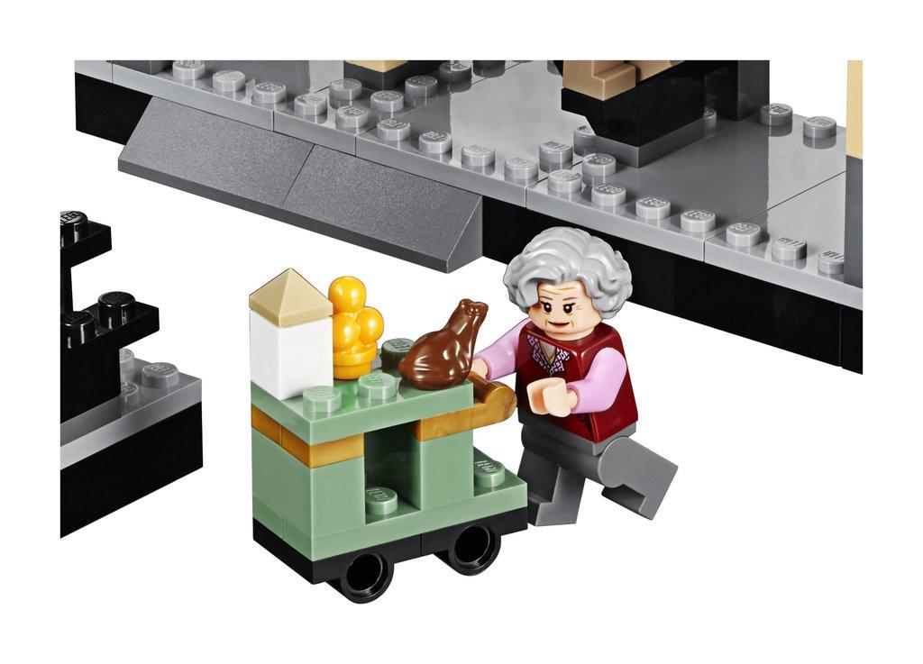 LEGO 75955 Süßigkeitenverkäuferin