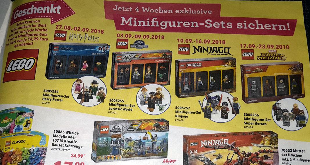 "LEGO Bricktober 2018 bei Toys""R""Us"