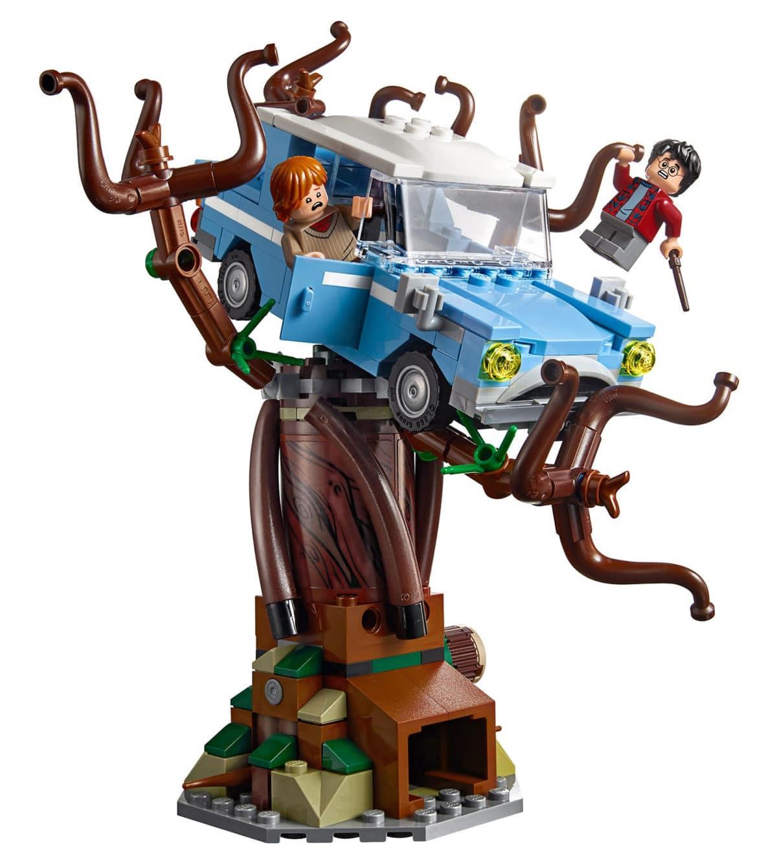 LEGO 75953 Peitschende Weide mit Auto