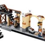 LEGO Harry Potter 75955 Gleis 9 3/4