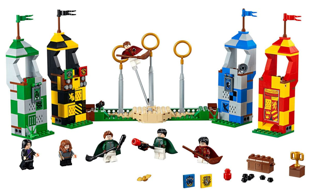 LEGO Harry Potter 75956 Quidditch