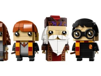 LEGO Harry Potter BrickHeadz