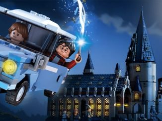 LEGO Harry Potter 2018: Fliegender Ford Anglia