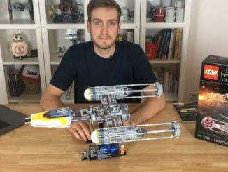 LEGO 75181 UCS Y-Wing Fighter Review