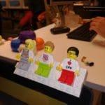 Bedruckte LEGO Minifiguren