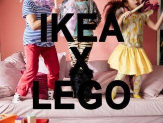 IKEA X LEGO Zusammenarbeit