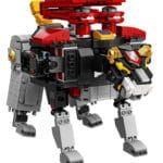 LEGO 21311 Voltron Schwarzer Löwe