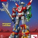 LEGO 21311 Voltron Boxart