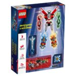LEGO 21311 Voltron Box Rückseite