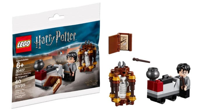 LEGO 30407 Harry Potter Polybag