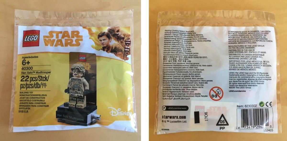 LEGO 40300 Han Solo Mod Trooper Polybag