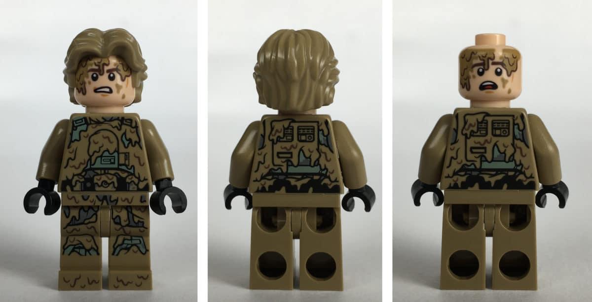 LEGO 40300 Han Solo Mud Trooper Minifigur