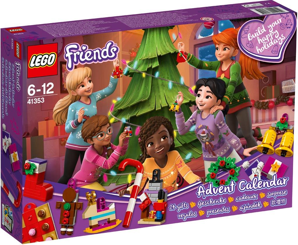 LEGO 41353 Friends Adventskalender 2018