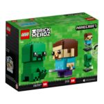 LEGO 41612 Minecraft BrickHeadz Box