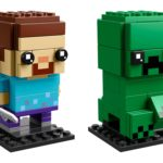 LEGO 41612 Minecraft BrickHeadz Steve & Creeper