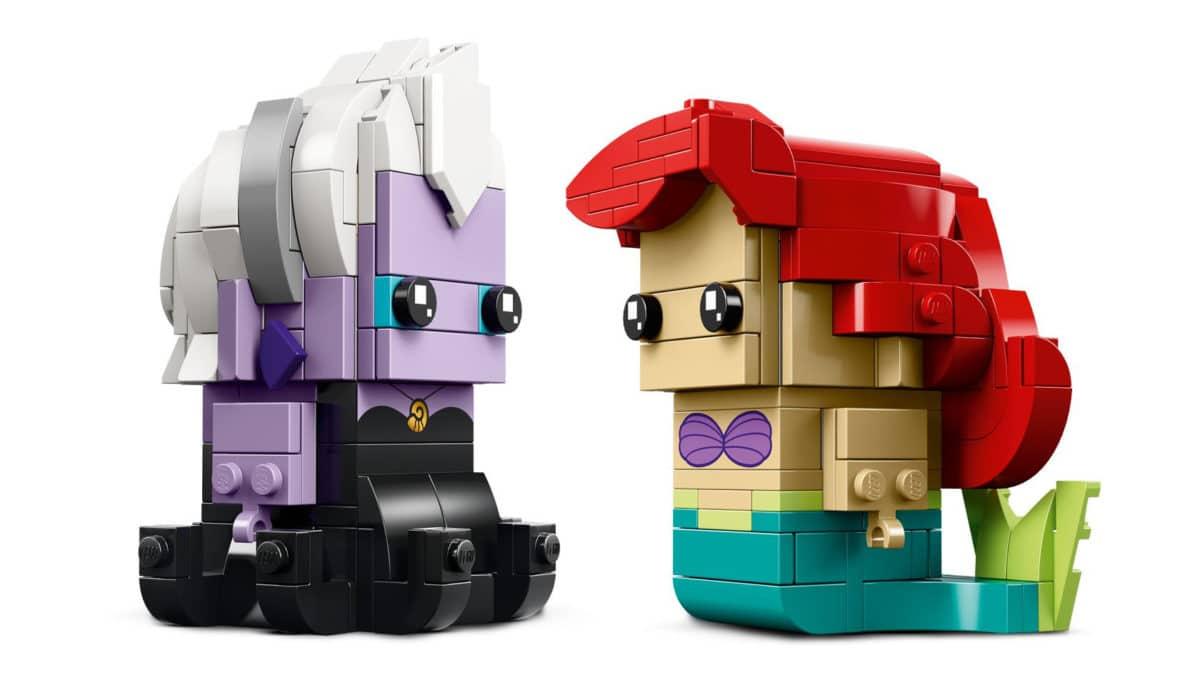 LEGO 41623 Ariel und Ursula BrickHeadz
