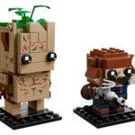 LEGO 41626 Rocket & Groot BrickHeadz