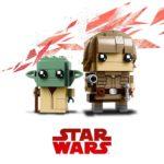 LEGO 41627 BrickHeadz Yoda und Luke