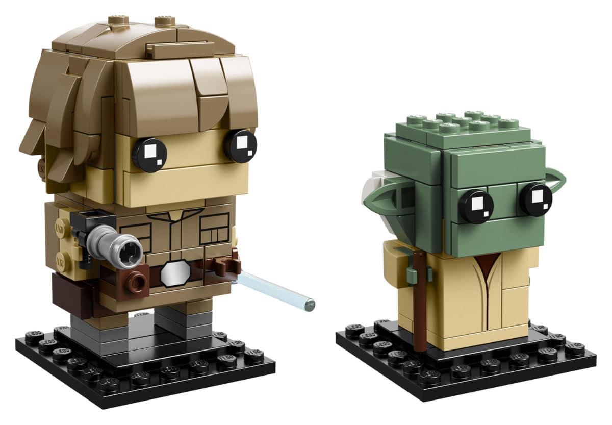 LEGO 41627 Luke & Yoda
