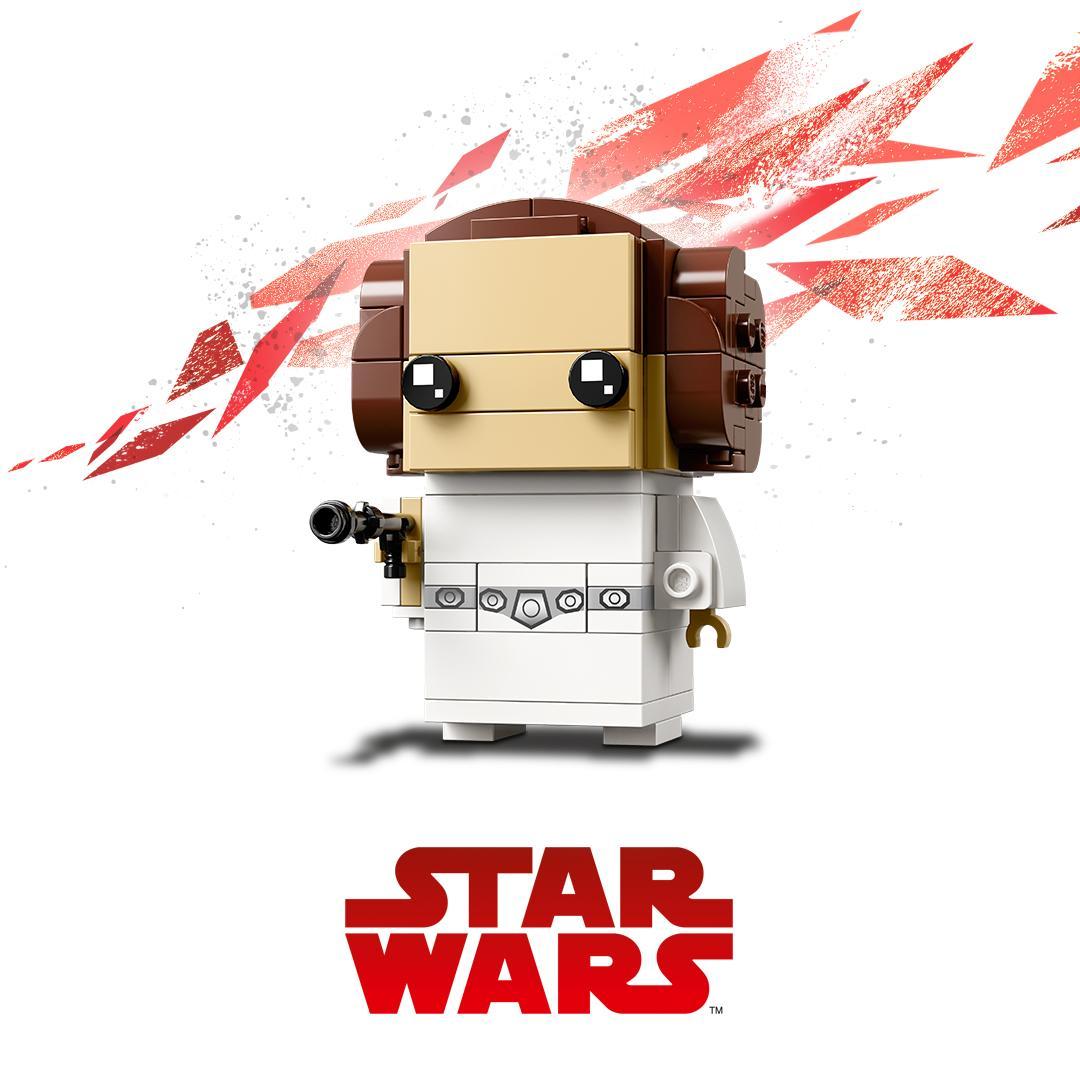 LEGO 41628 BrickHeadz Leia