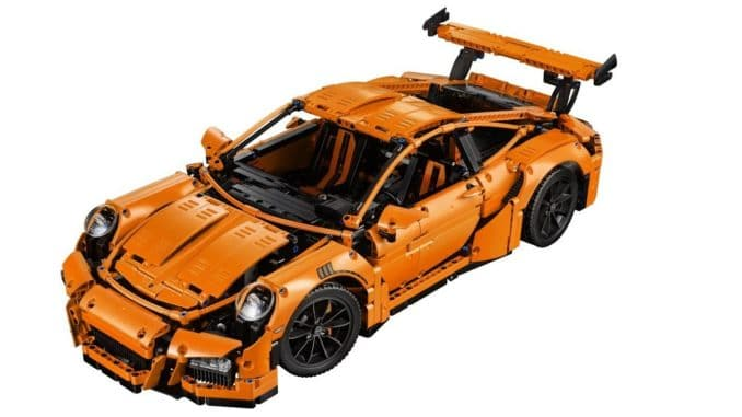 LEGO 42056 Porsche Angebot