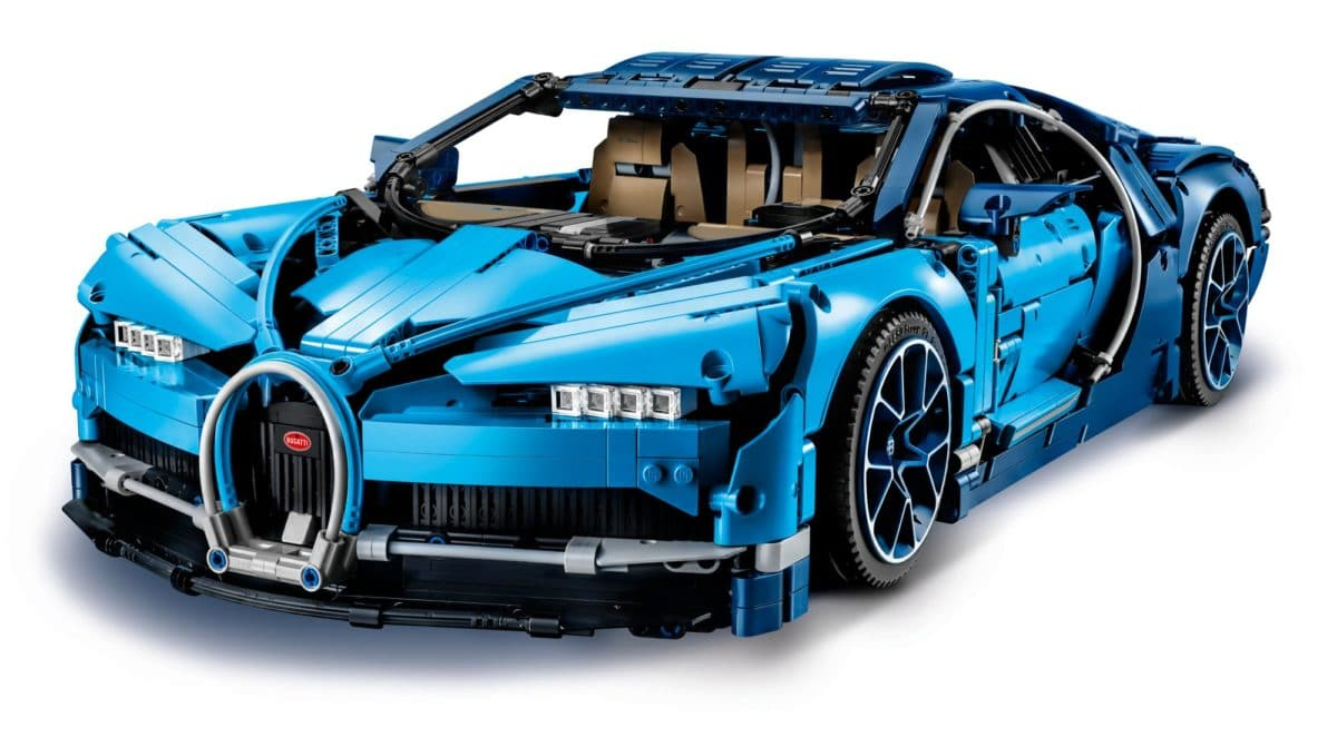 LEGO 42083 Technic Bugattti Chiron