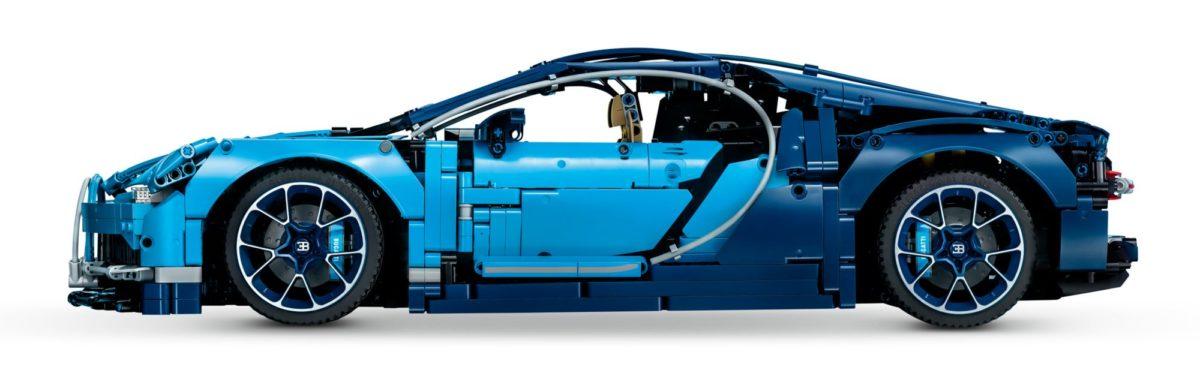 LEGO 42083 Technic Bugattti Chiron Seite