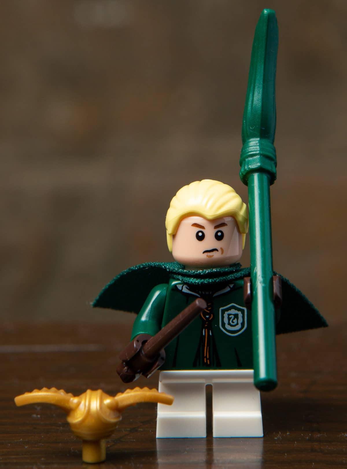 LEGO 71022 Draco Malfoy