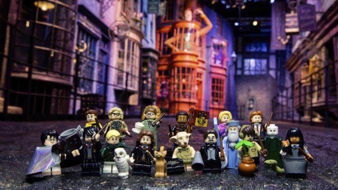 LEGO 71022 Harry Potter Minifiguren