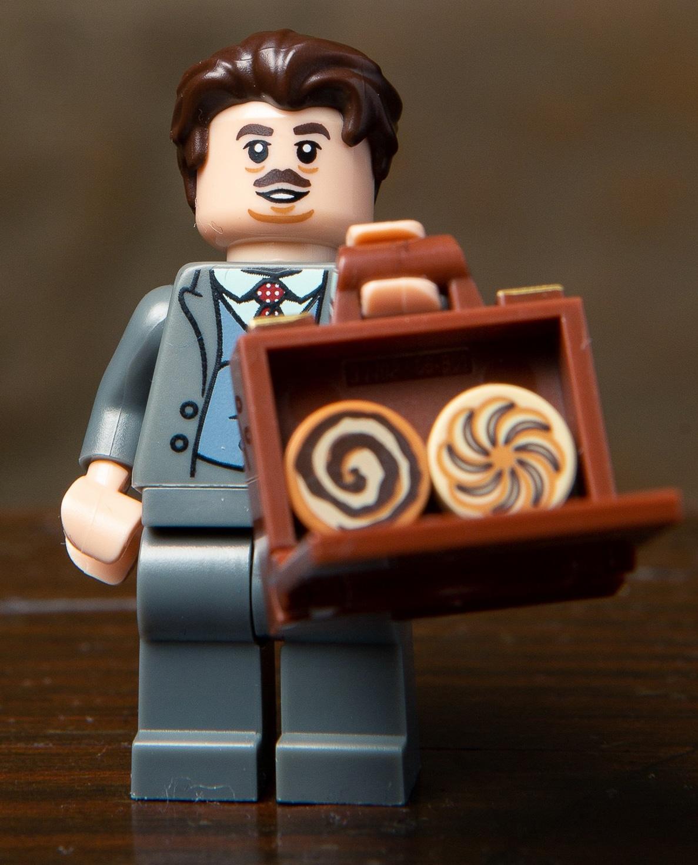 LEGO 71022 Jacob Kowalski