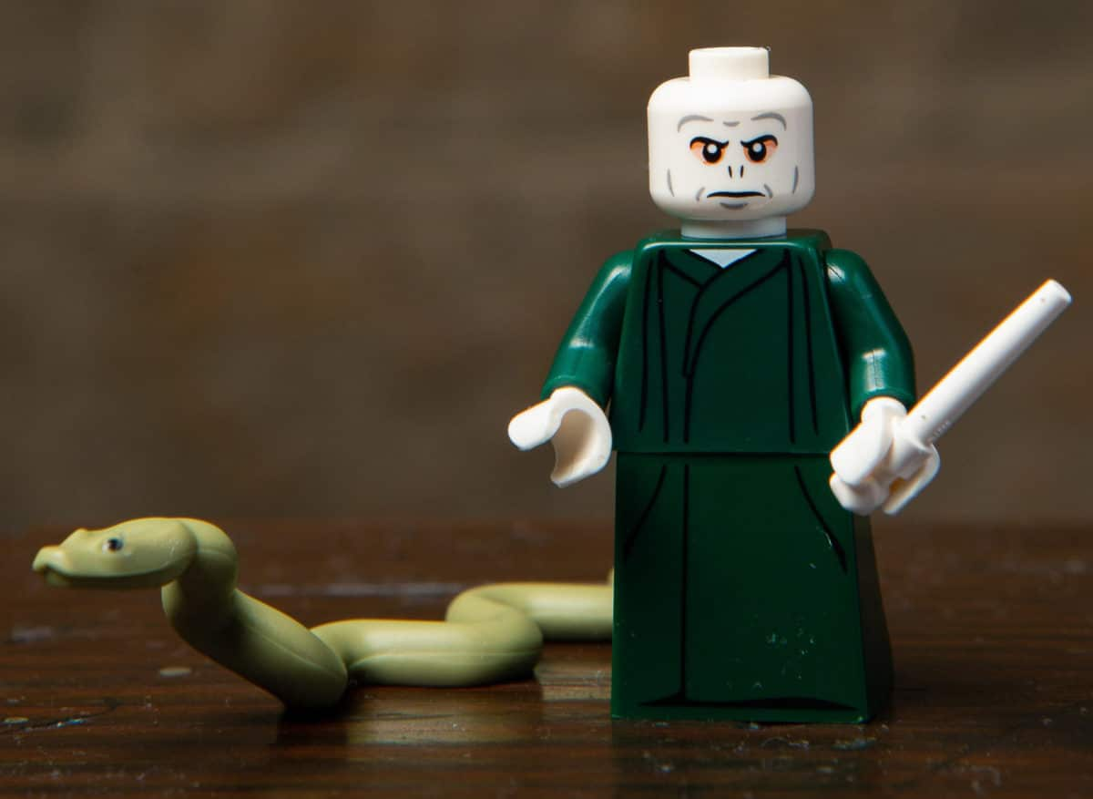 LEGO 71022 Lord Voldemort