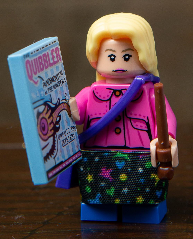 LEGO 71022 Luna Lovegood