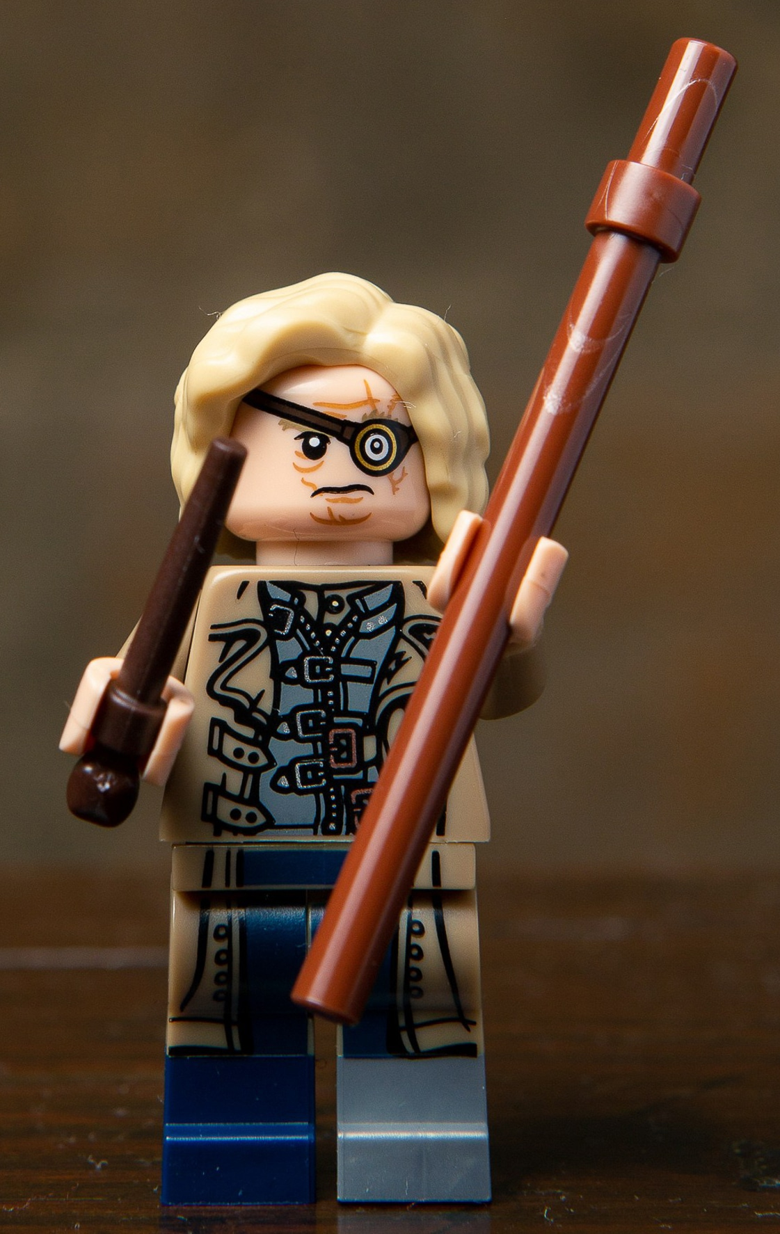 "LEGO 71022 Alastor ""Mad Eye"" Moody"